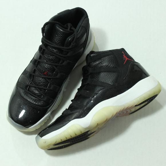 "378038 002 Brand New Air Jordan 11 Retro /""72-10/"" GS Athletic Fashion Sneakers"